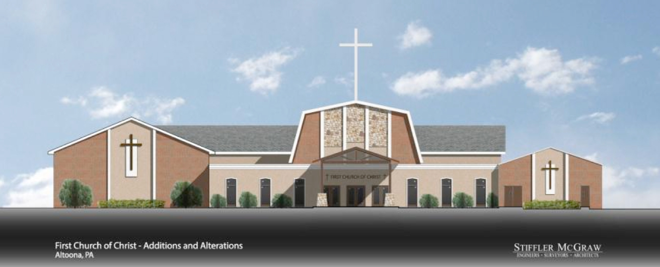 Building Project First Church